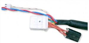 信号線ケーブル加工